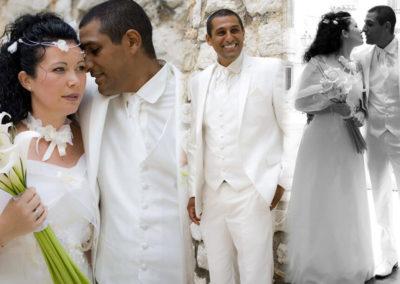 Djilali : Mariage le 18 juillet 2013 à La Gaude.»